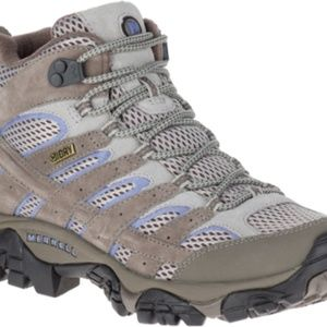 merrell moab // 2 mid wp hiking boots